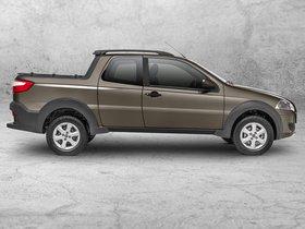 Ver foto 6 de Fiat Strada Trekking CD 2013