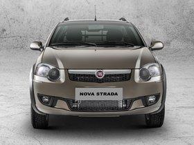 Ver foto 4 de Fiat Strada Trekking CD 2013