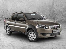 Ver foto 3 de Fiat Strada Trekking CD 2013