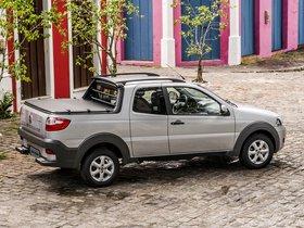 Ver foto 16 de Fiat Strada Trekking CD 2013