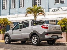 Ver foto 15 de Fiat Strada Trekking CD 2013