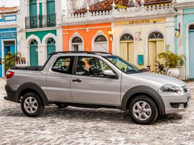 Ver foto 14 de Fiat Strada Trekking CD 2013