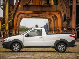 Ver foto 6 de Fiat Strada Working CS 2013