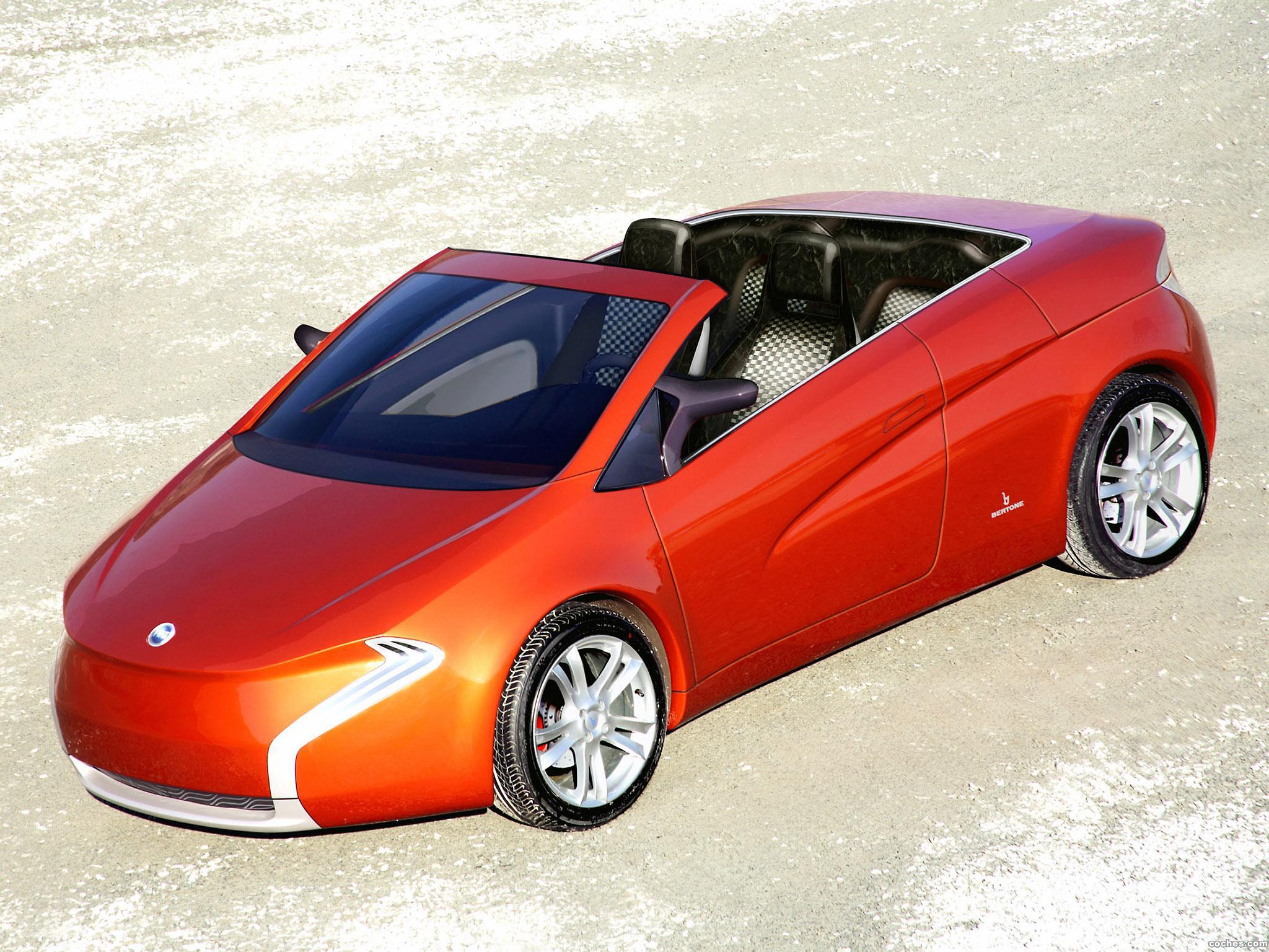 Foto 0 de Fiat Suagna Concept 2006