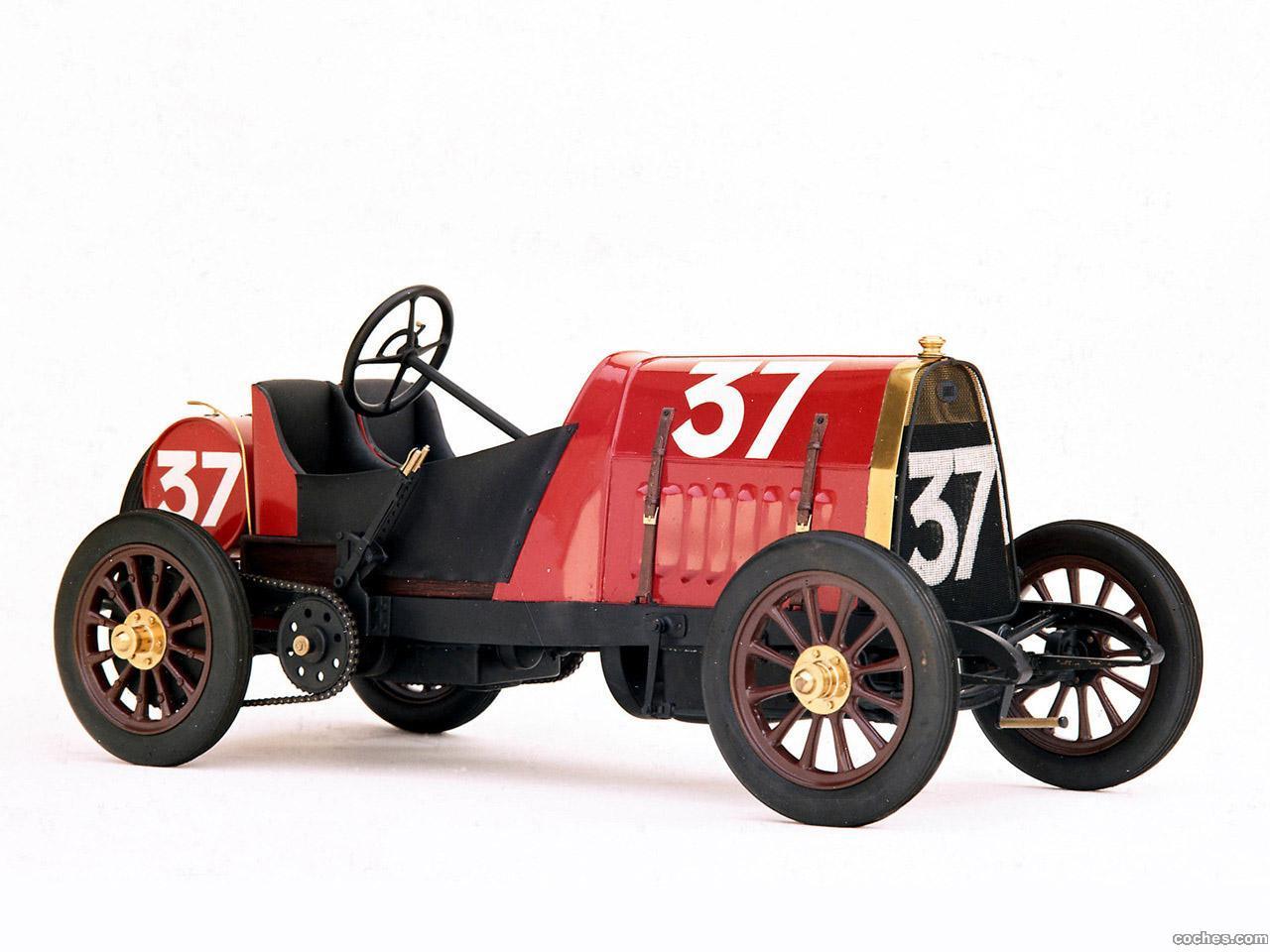 Foto 0 de Fiat Taunus Corsa 1907
