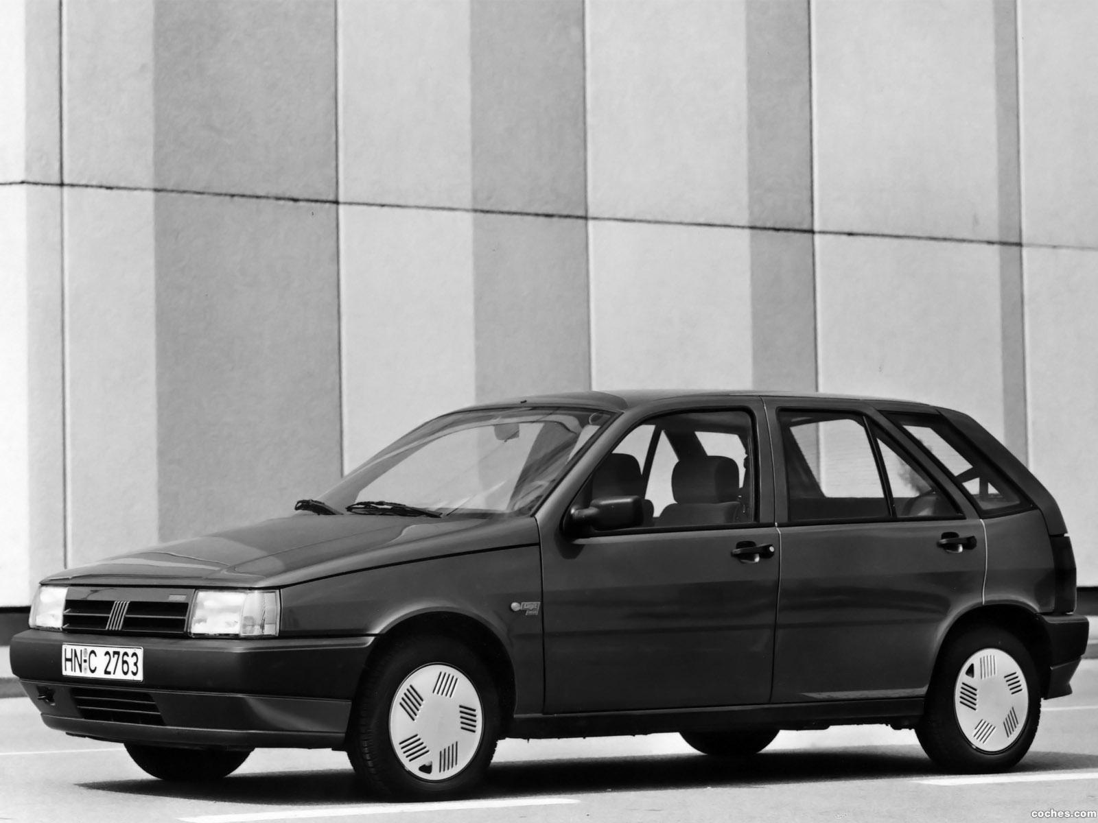 Foto 8 de Fiat Tipo 1988