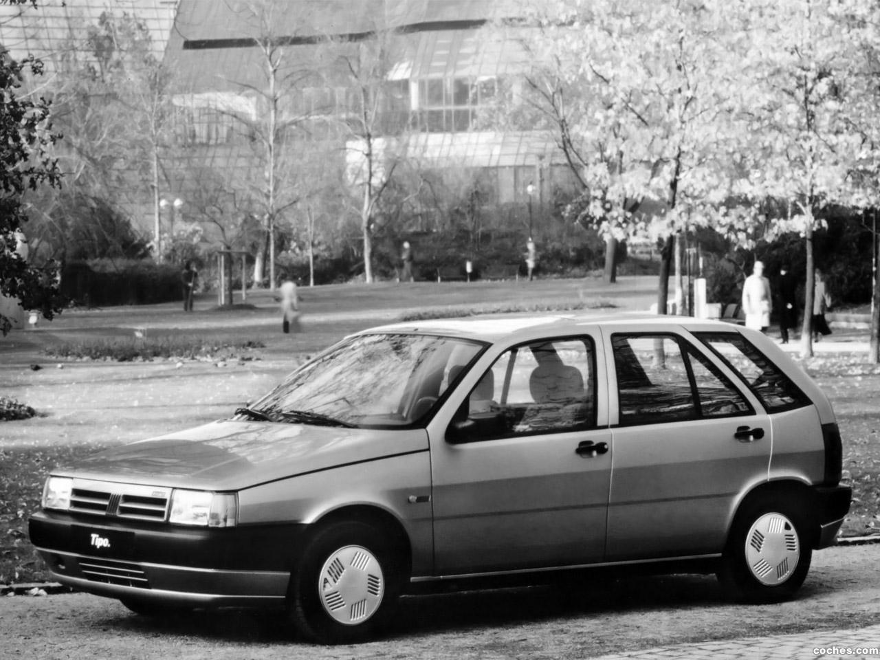 Foto 5 de Fiat Tipo 1988