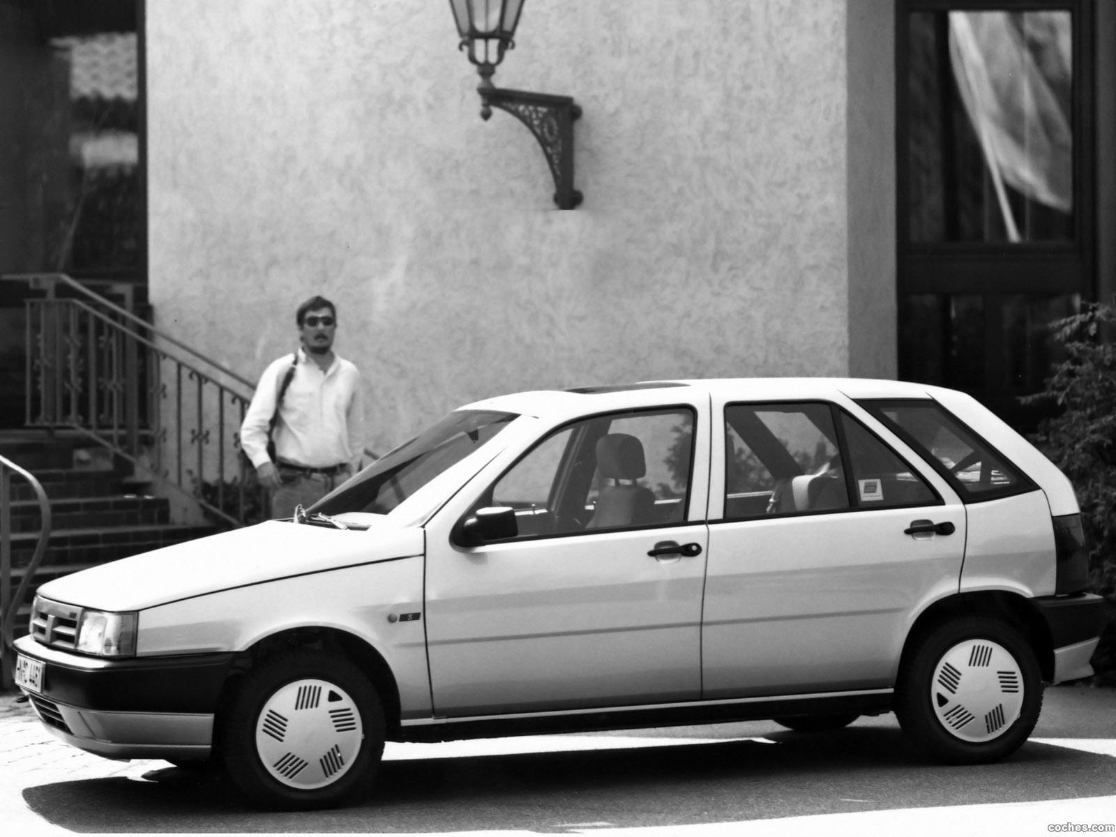 Foto 4 de Fiat Tipo 1988