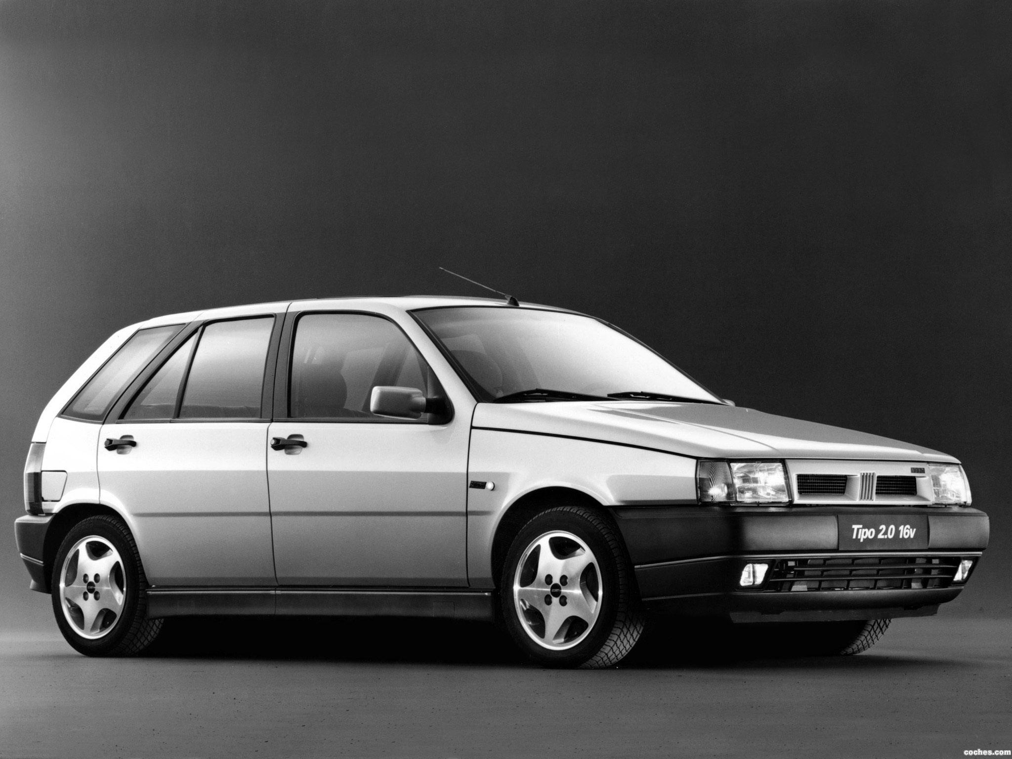 Foto 0 de Fiat Tipo 2.0 i.e. 16V 1991