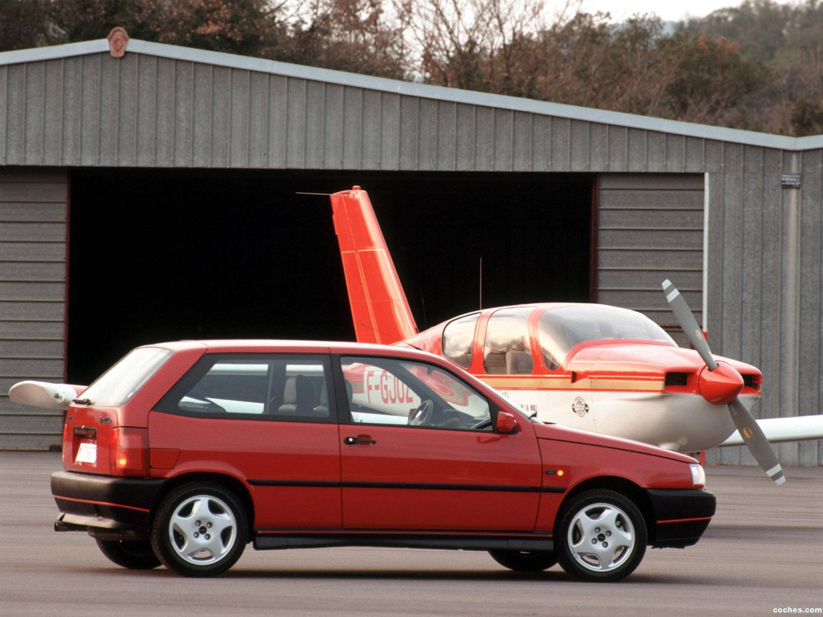 Foto 4 de Fiat Tipo 2.0 i.e. 16V  1993