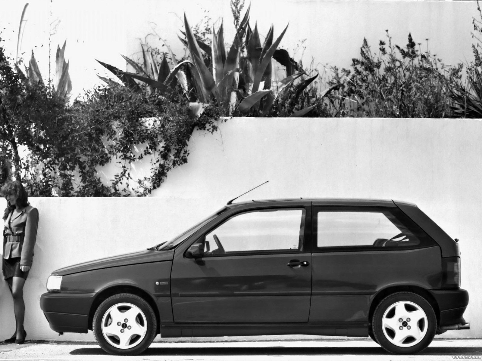 Foto 2 de Fiat Tipo 2.0 i.e. 16V  1993