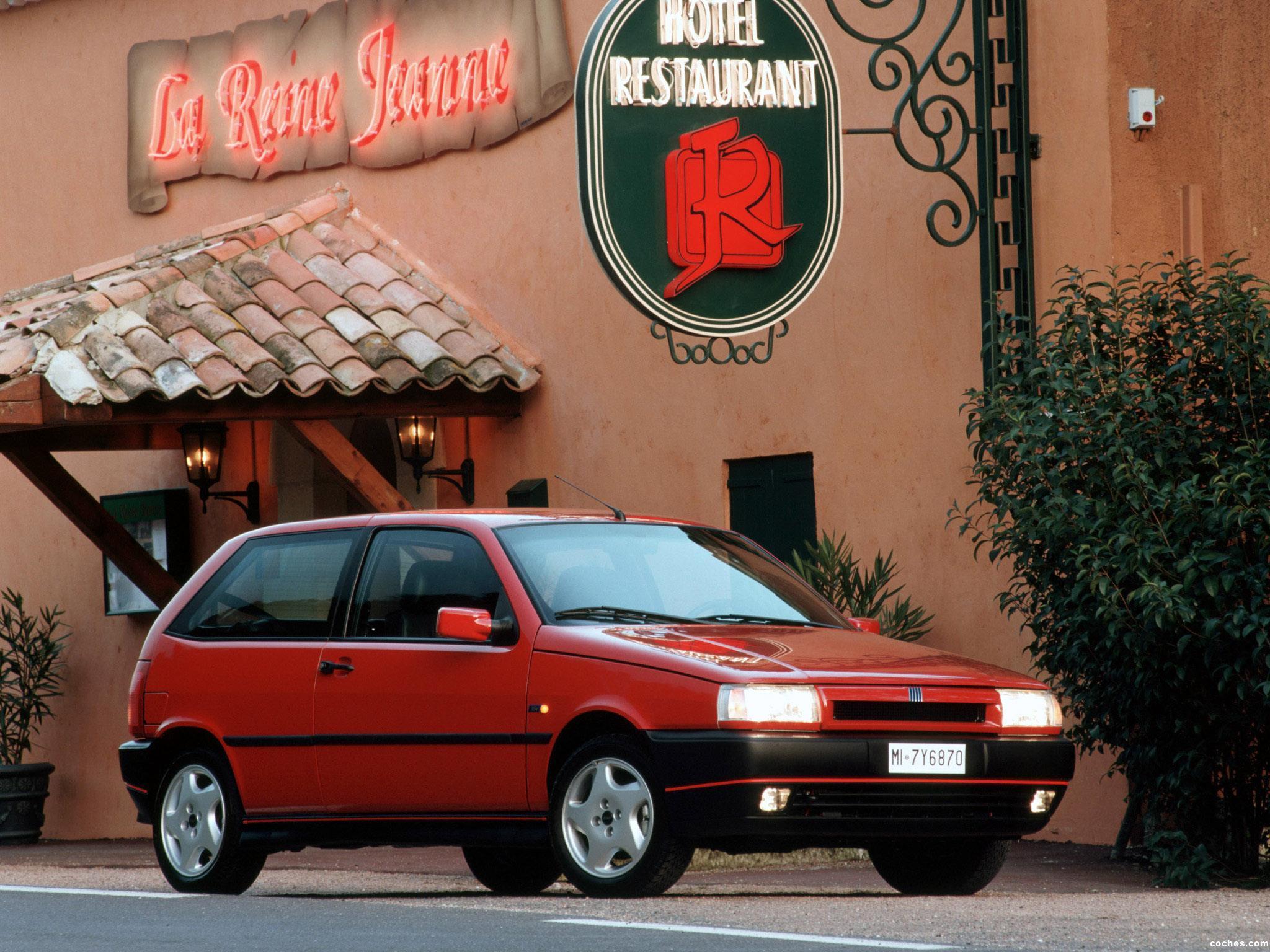 Foto 0 de Fiat Tipo 2.0 i.e. 16V  1993