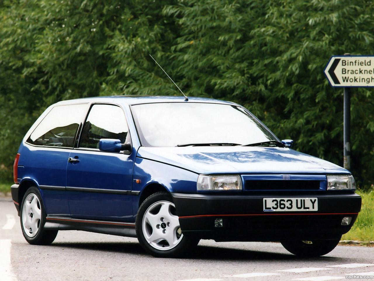 Foto 0 de Fiat Tipo 2.0 i.e. 16V UK 1993