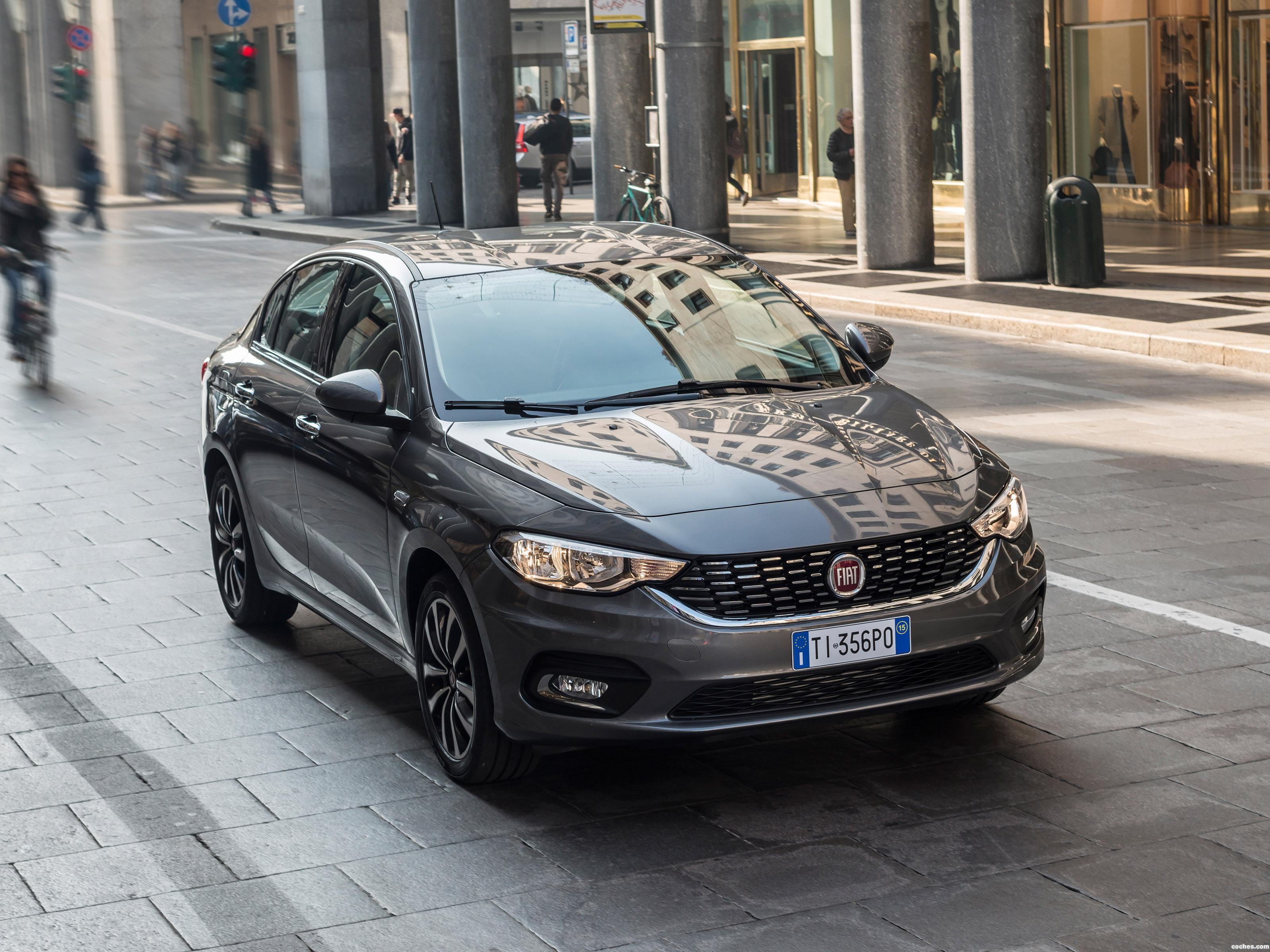 Foto 0 de Fiat Tipo Sedan 2015