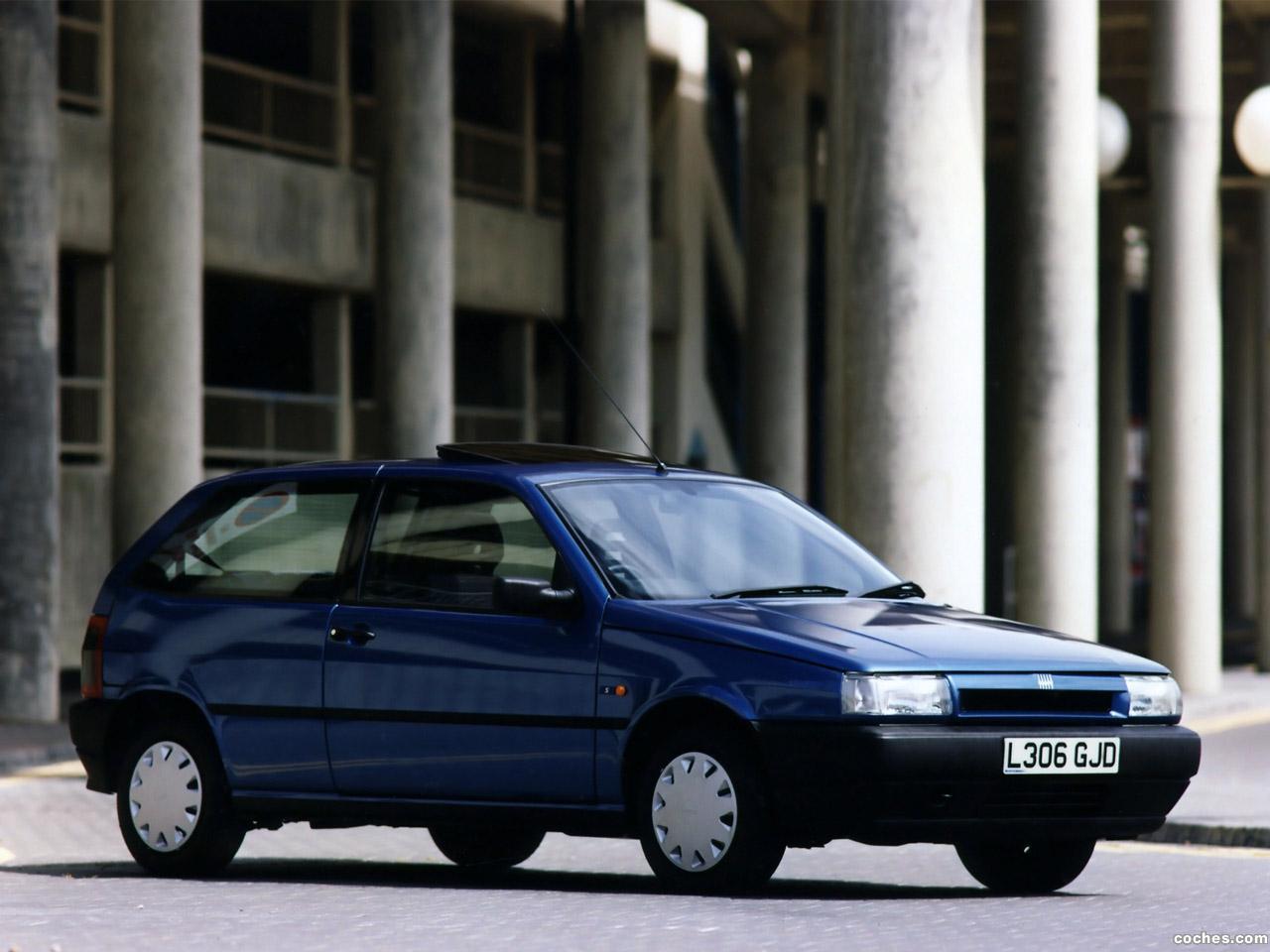 Foto 0 de Fiat Tipo 3 puertas 1993