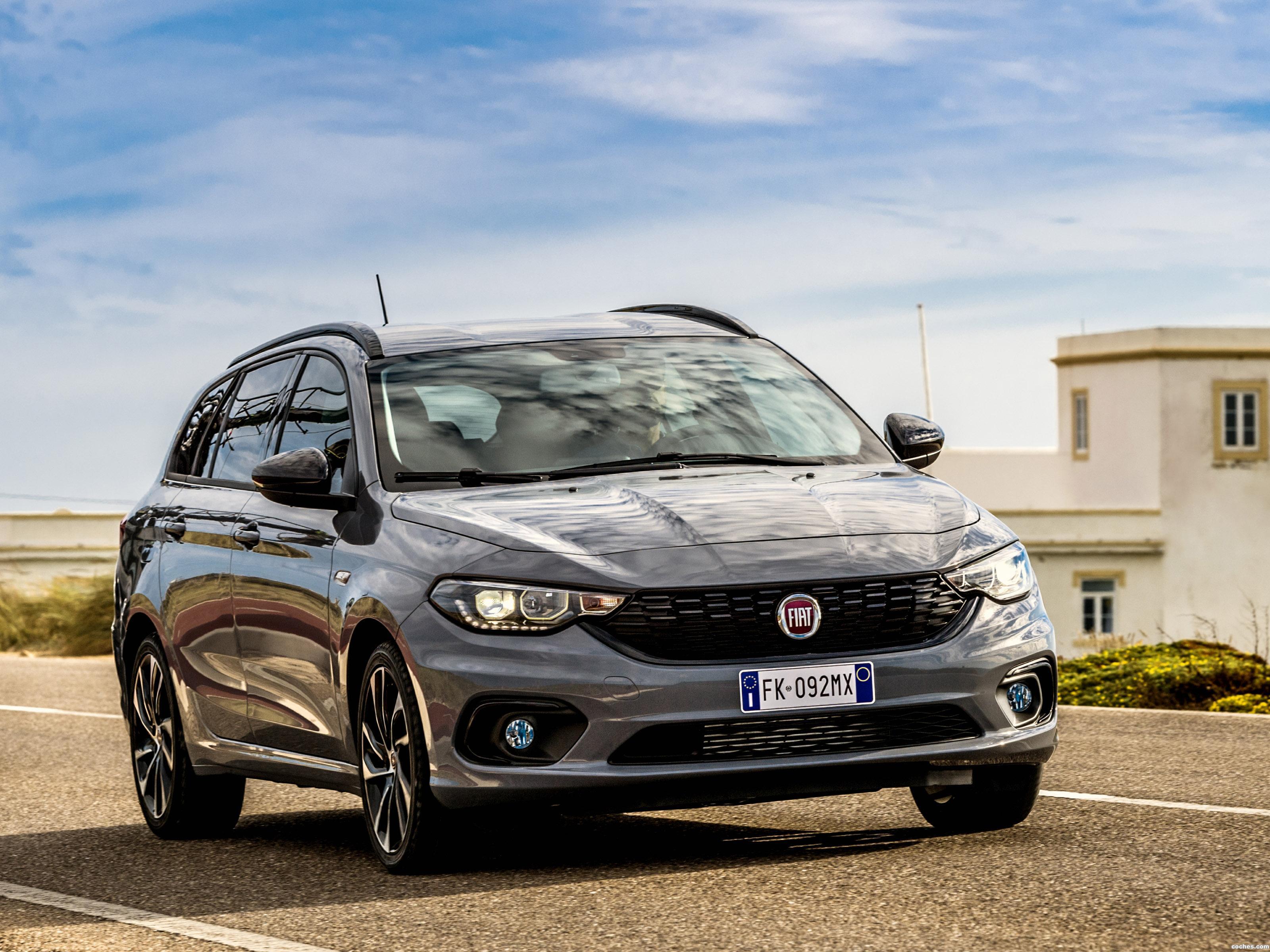 Foto 0 de Fiat Tipo Station Wagon S Design 2017