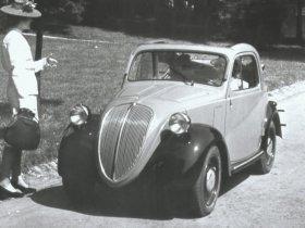 Ver foto 2 de Fiat Topolino 1936