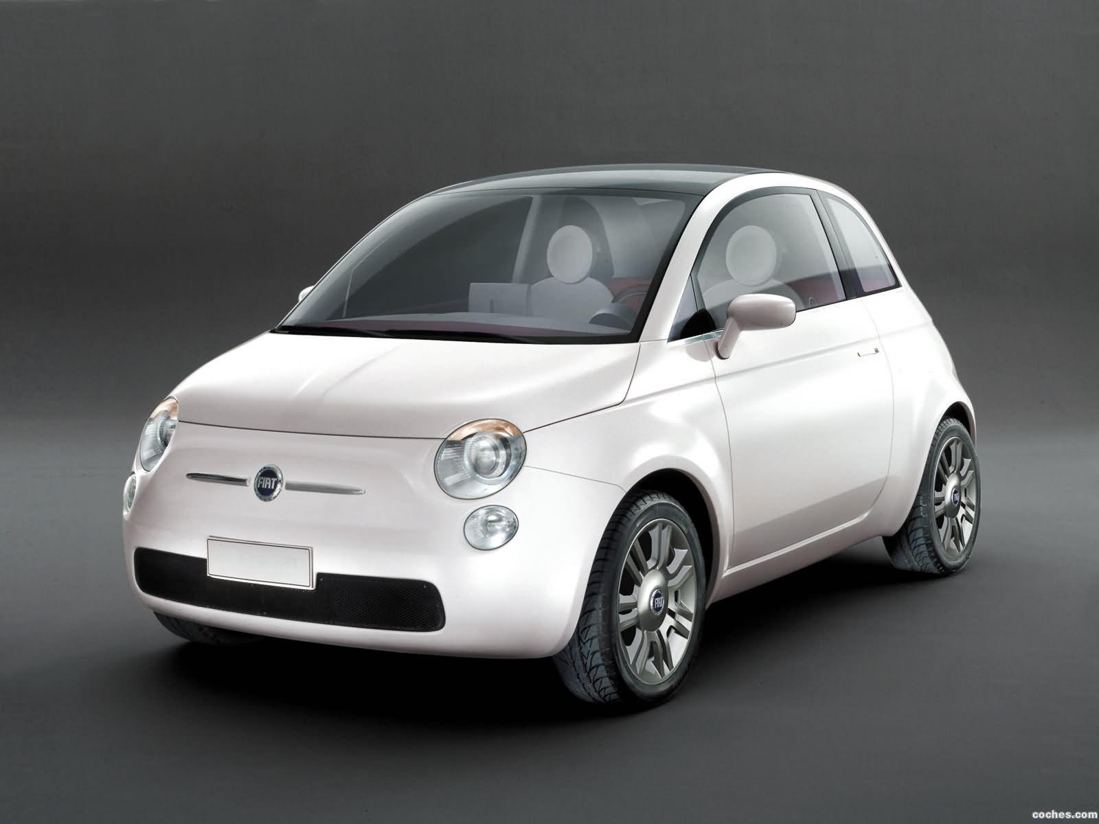Foto 0 de Fiat Trepiuno Concept 2004