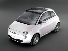 Ver foto 4 de Fiat Trepiuno Concept 2004