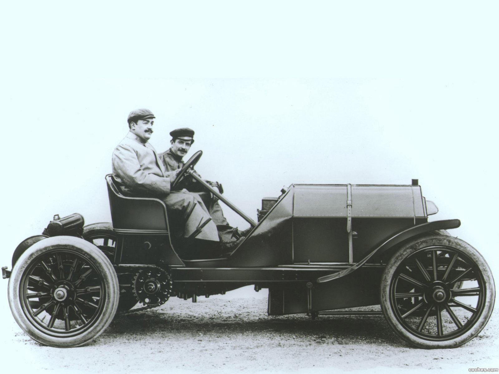 Foto 0 de Fiat Typ 110 HP 1906