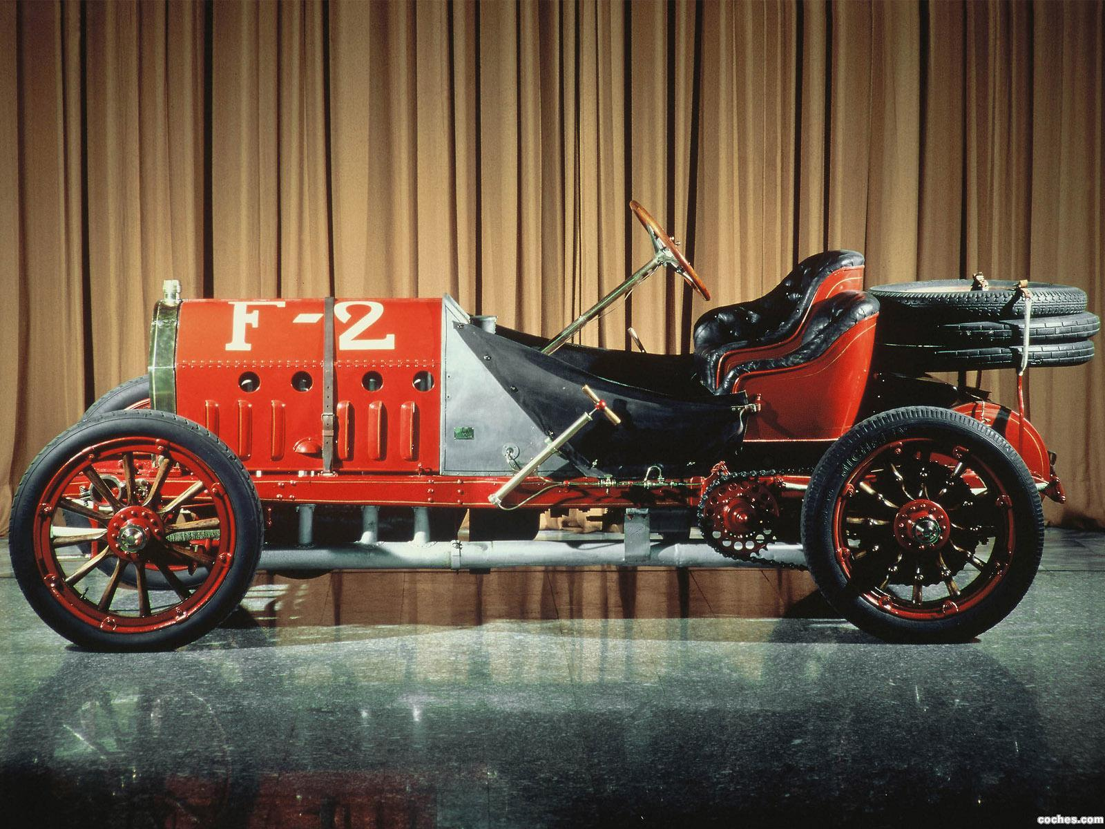Foto 0 de Fiat Typ 130 HP Grand Prix Corsa 1907