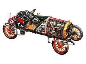 Ver foto 2 de Fiat Typ 130 HP Grand Prix Corsa 1907