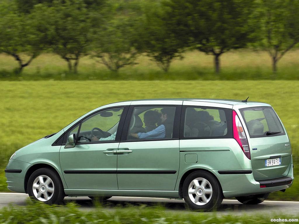 Foto 7 de Fiat Ulysse 2002