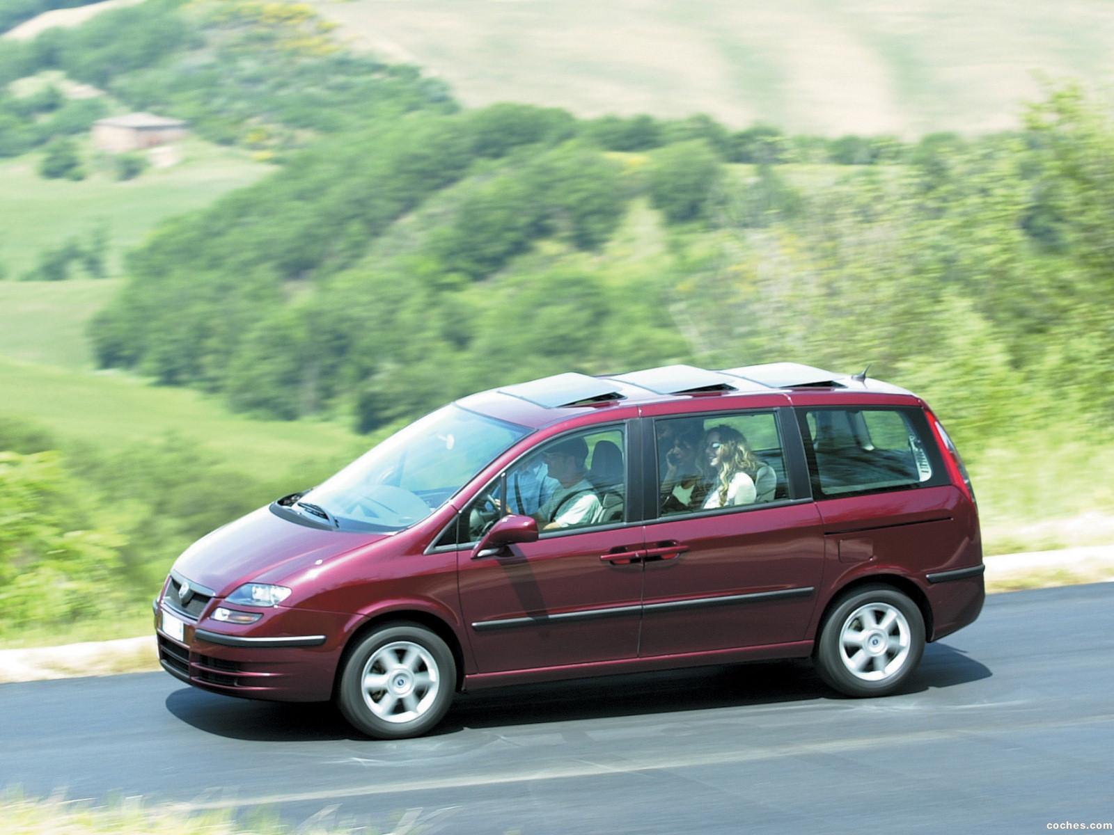 Foto 1 de Fiat Ulysse 2002