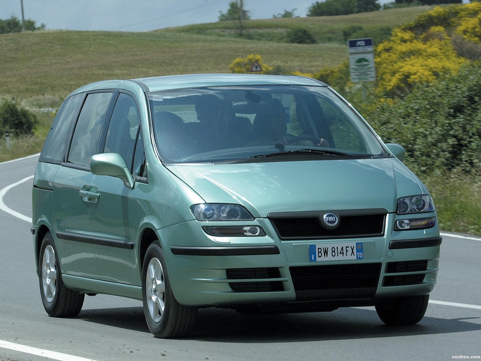 Foto 0 de Fiat Ulysse 2002