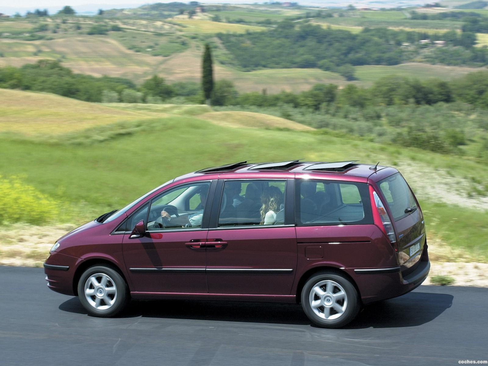 Foto 2 de Fiat Ulysse 2002