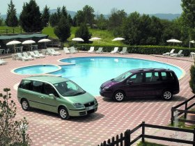 Ver foto 9 de Fiat Ulysse 2002