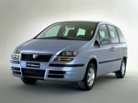 Ver foto 11 de Fiat Ulysse 2002
