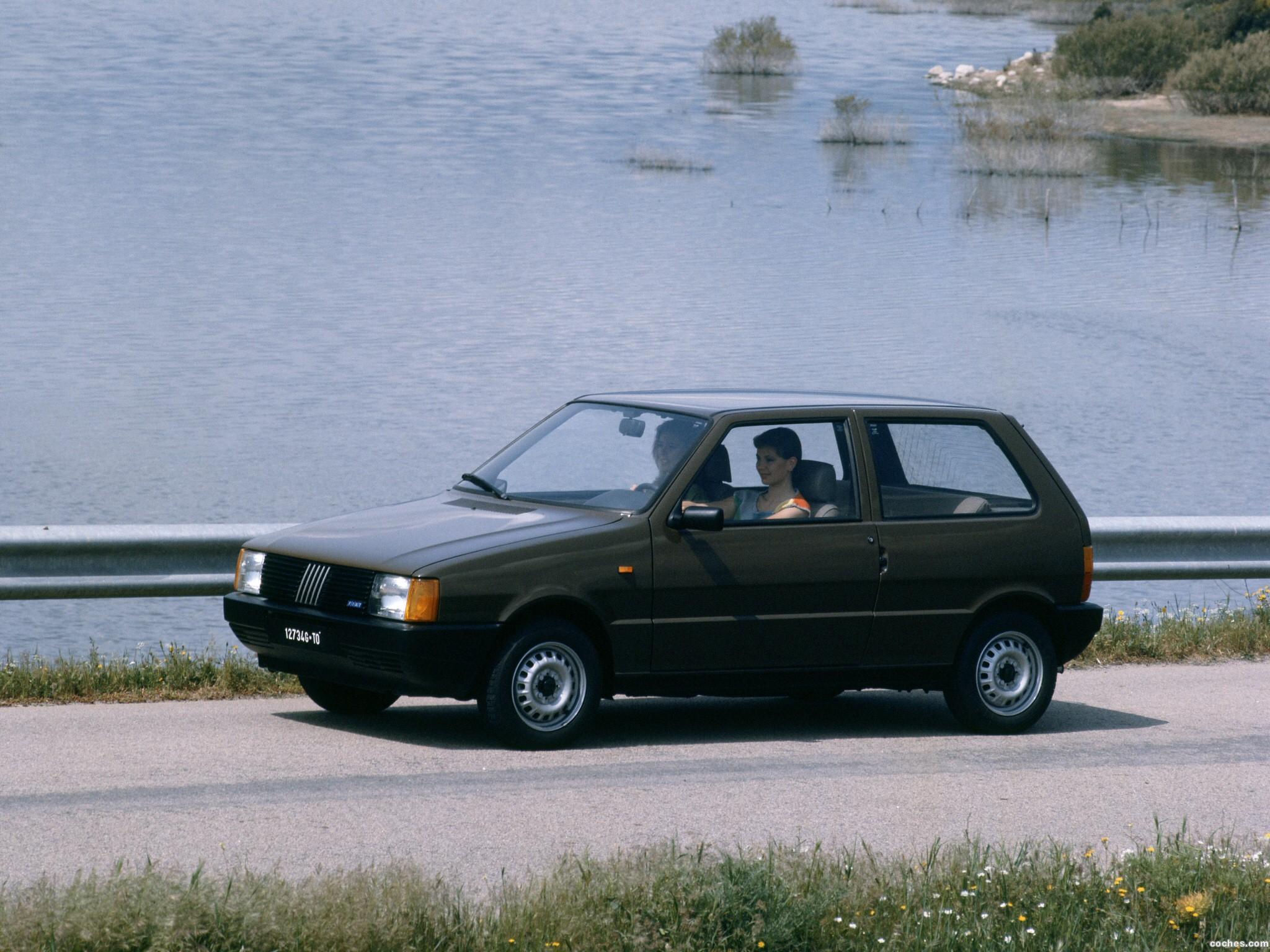 Foto 0 de Fiat Uno 1983