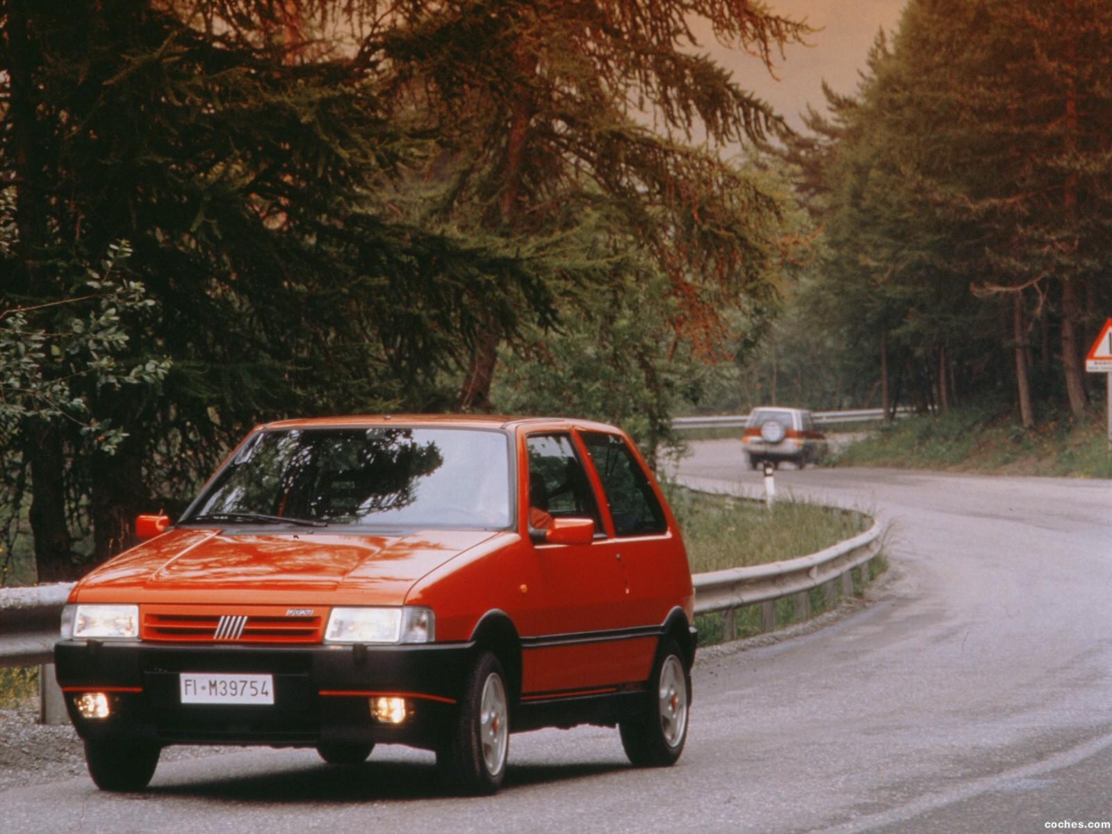 Foto 8 de Fiat Uno 1983