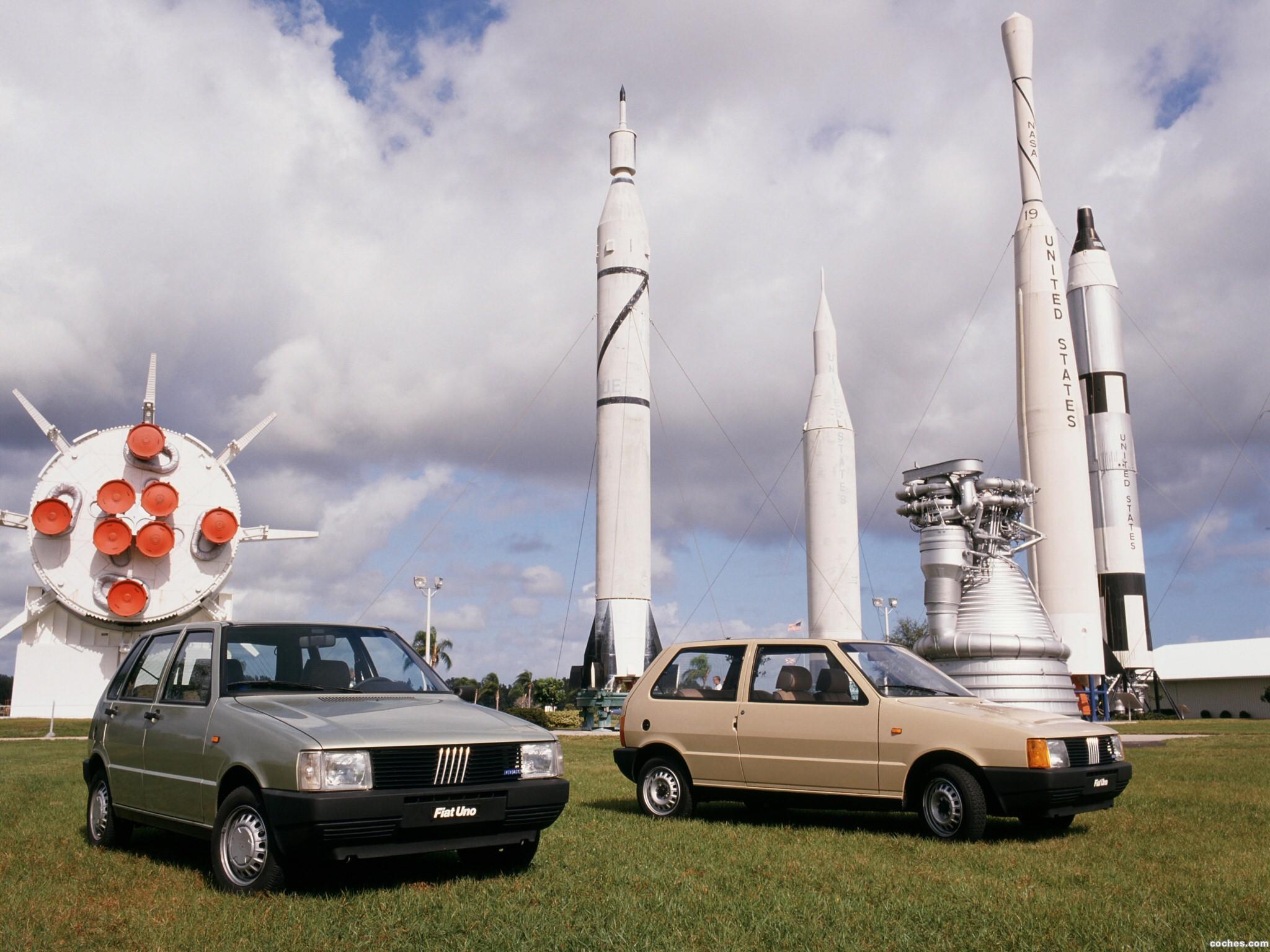 Foto 7 de Fiat Uno 1983