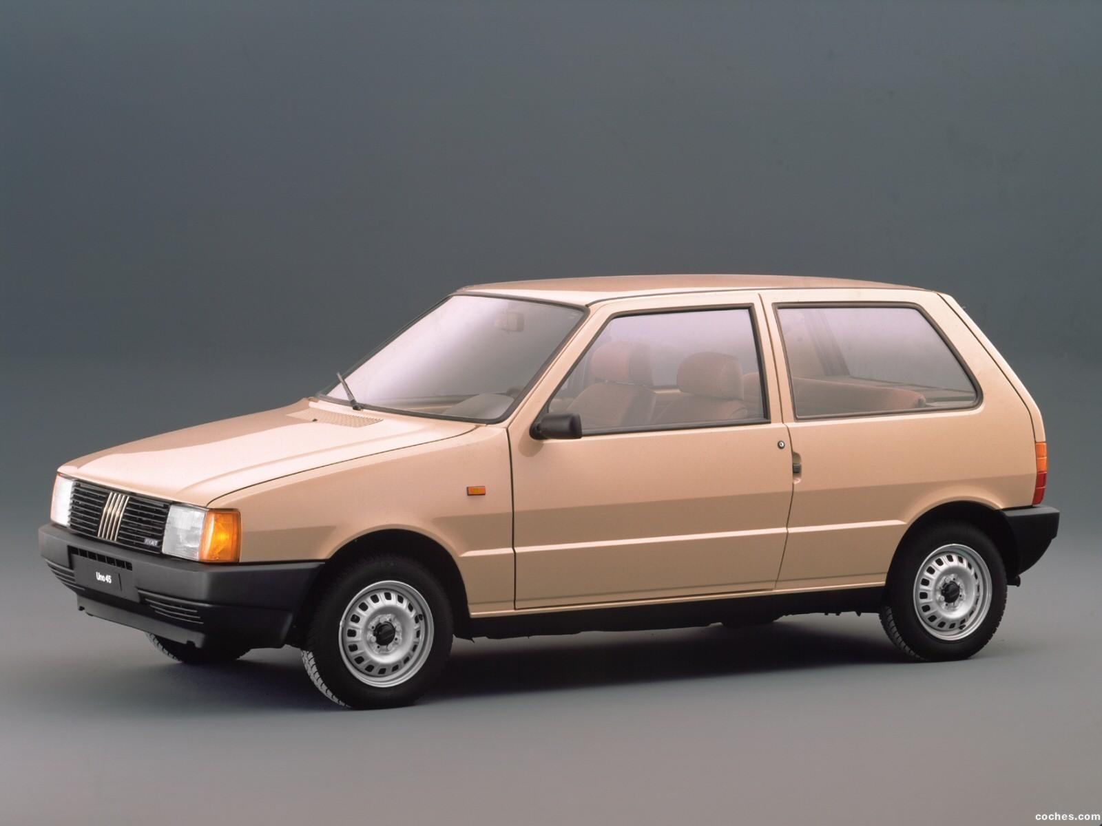 Foto 5 de Fiat Uno 1983
