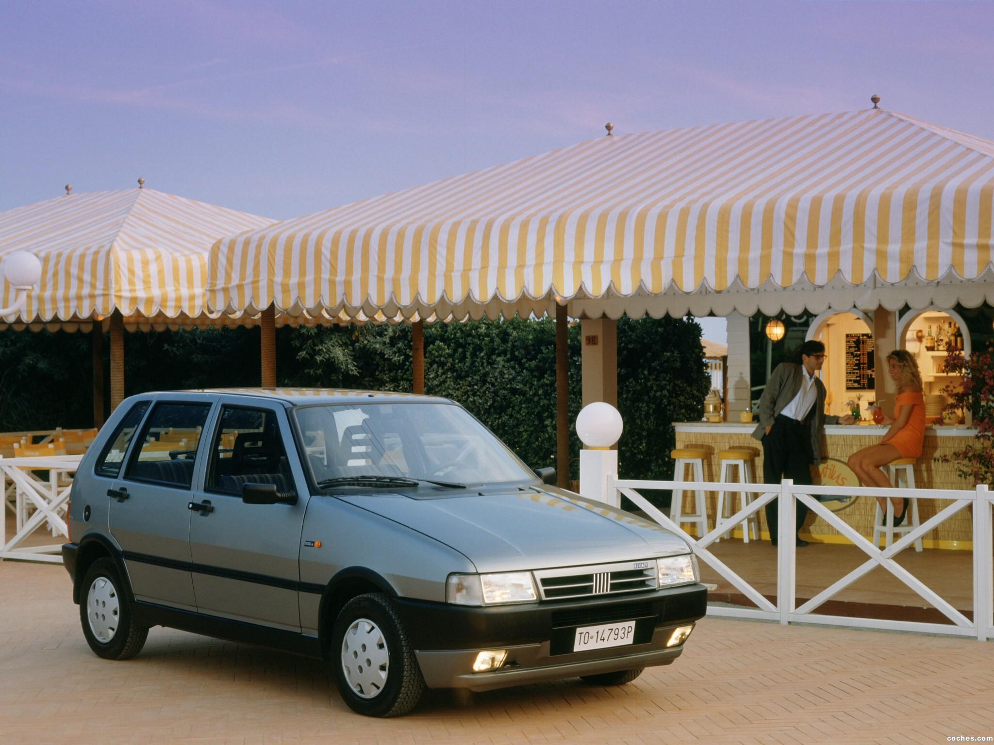 Foto 0 de Fiat Uno 1990