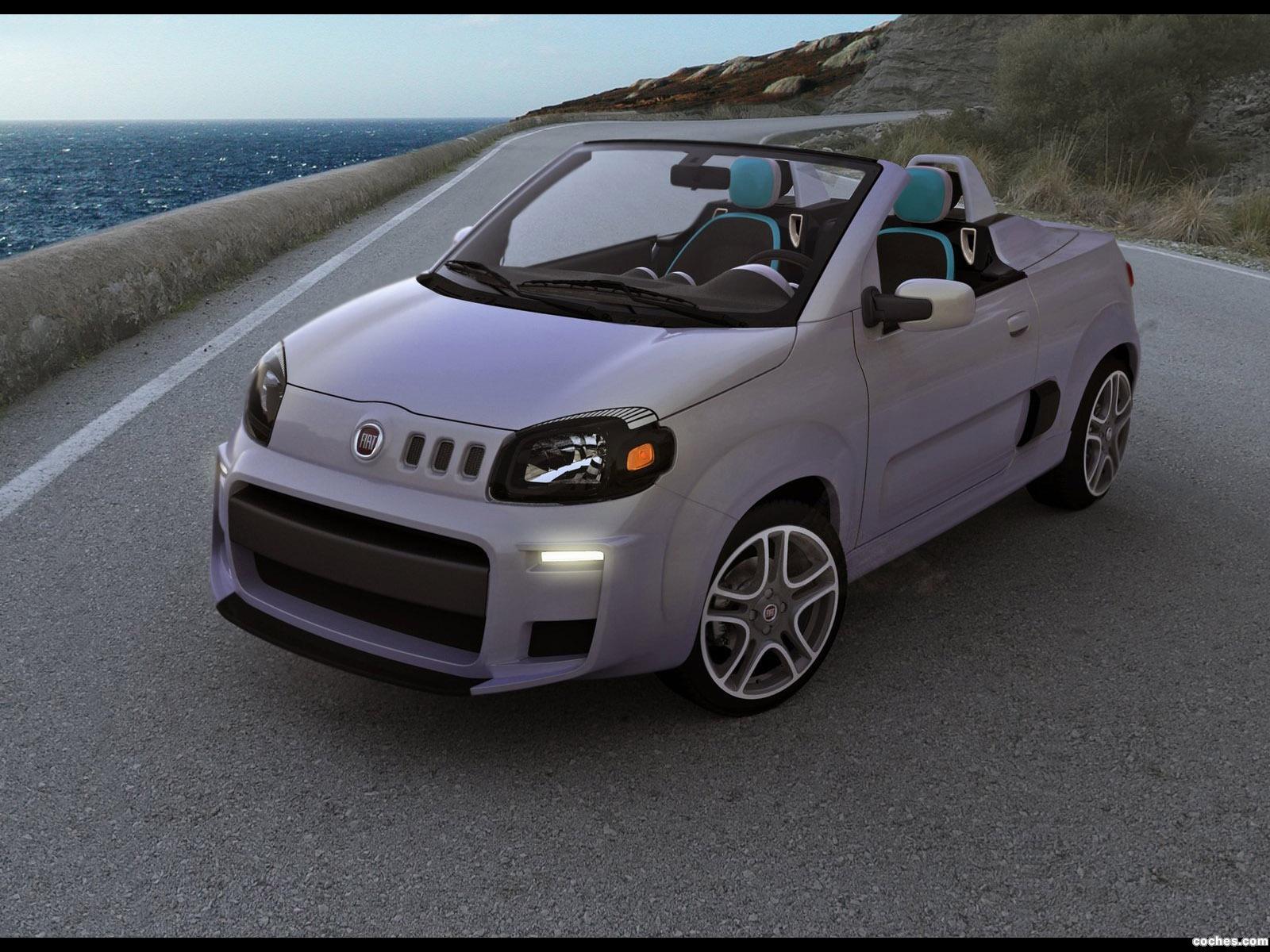 Foto 0 de Fiat Uno Cabrio Concept 2010