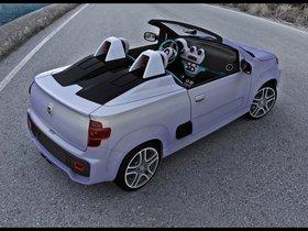 Ver foto 3 de Fiat Uno Cabrio Concept 2010