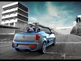 Ver foto 2 de Fiat Uno Cabrio Concept 2010