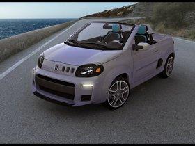 Ver foto 1 de Fiat Uno Cabrio Concept 2010