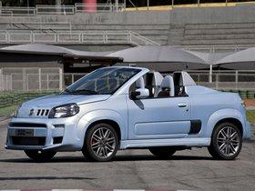 Ver foto 4 de Fiat Uno Cabrio Concept 2010