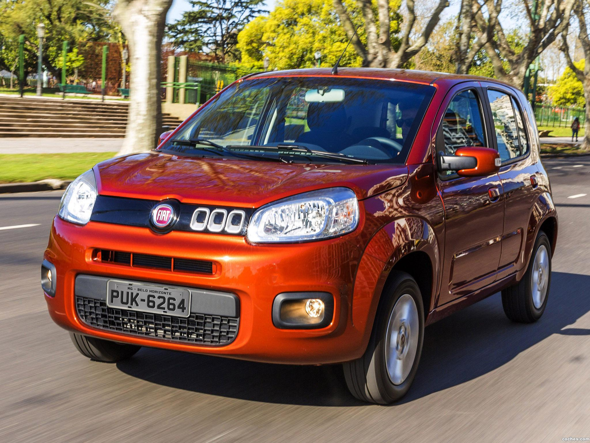Foto 0 de Fiat Uno Evolution 2014