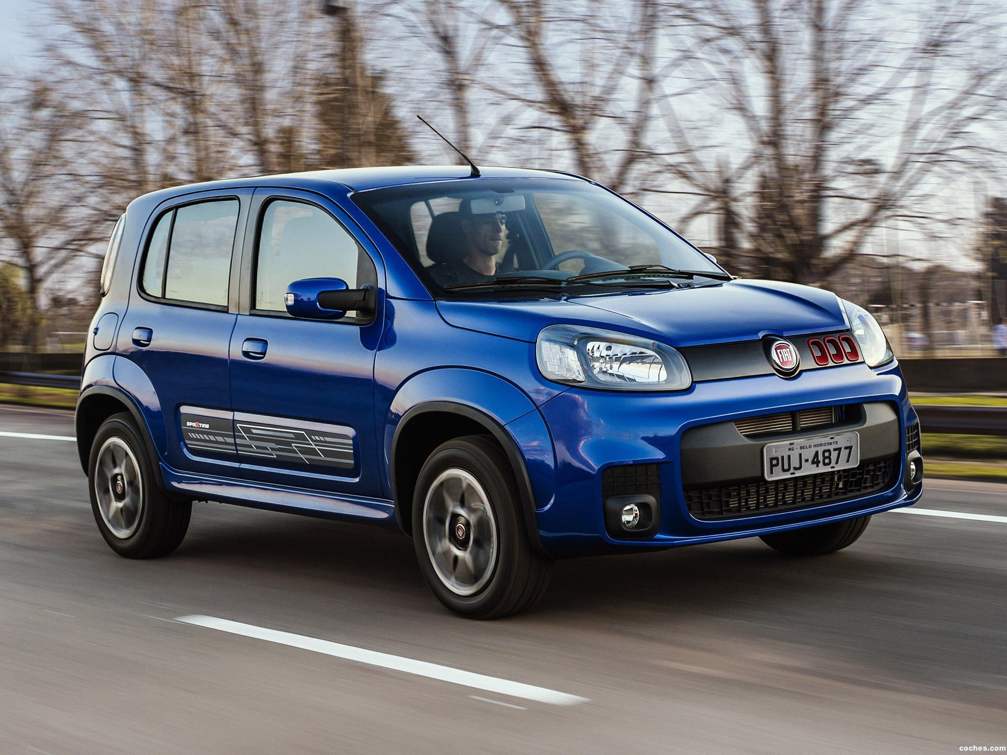 Foto 14 de Fiat Uno Sporting 2014