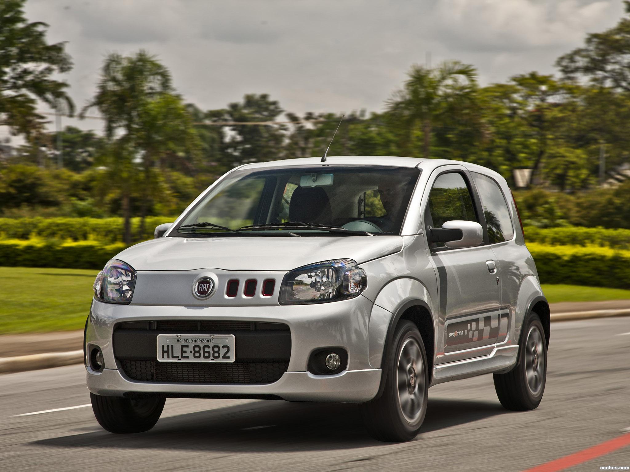 Foto 1 de Fiat Uno Sporting 3 puertas 2011