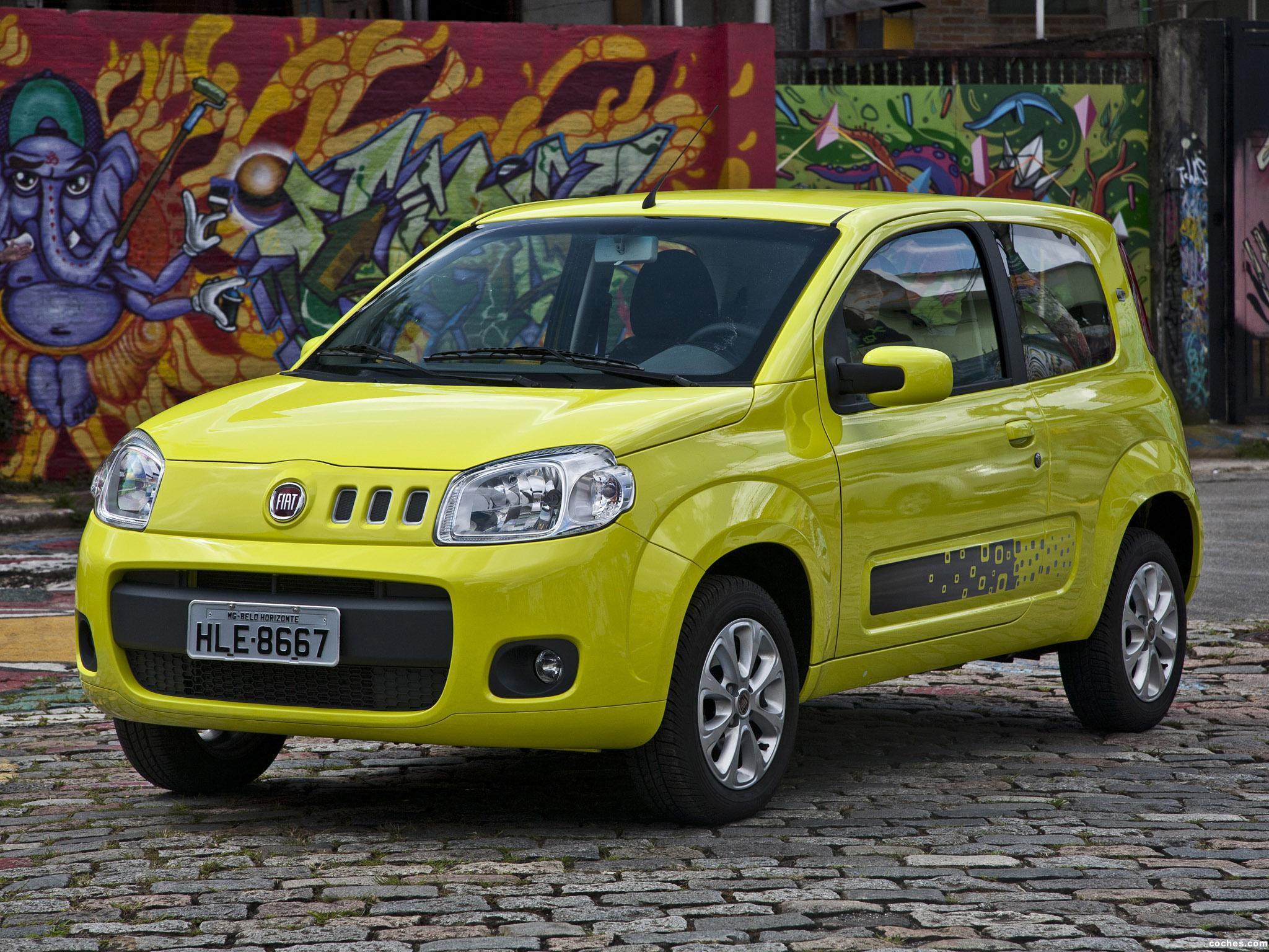Foto 0 de Fiat Vivace 3 door 2011