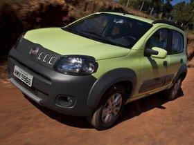 Ver foto 3 de Fiat Uno Way 2010