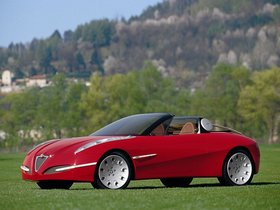 Ver foto 1 de Alfa Romeo Vola Concept Fioravanti 2001