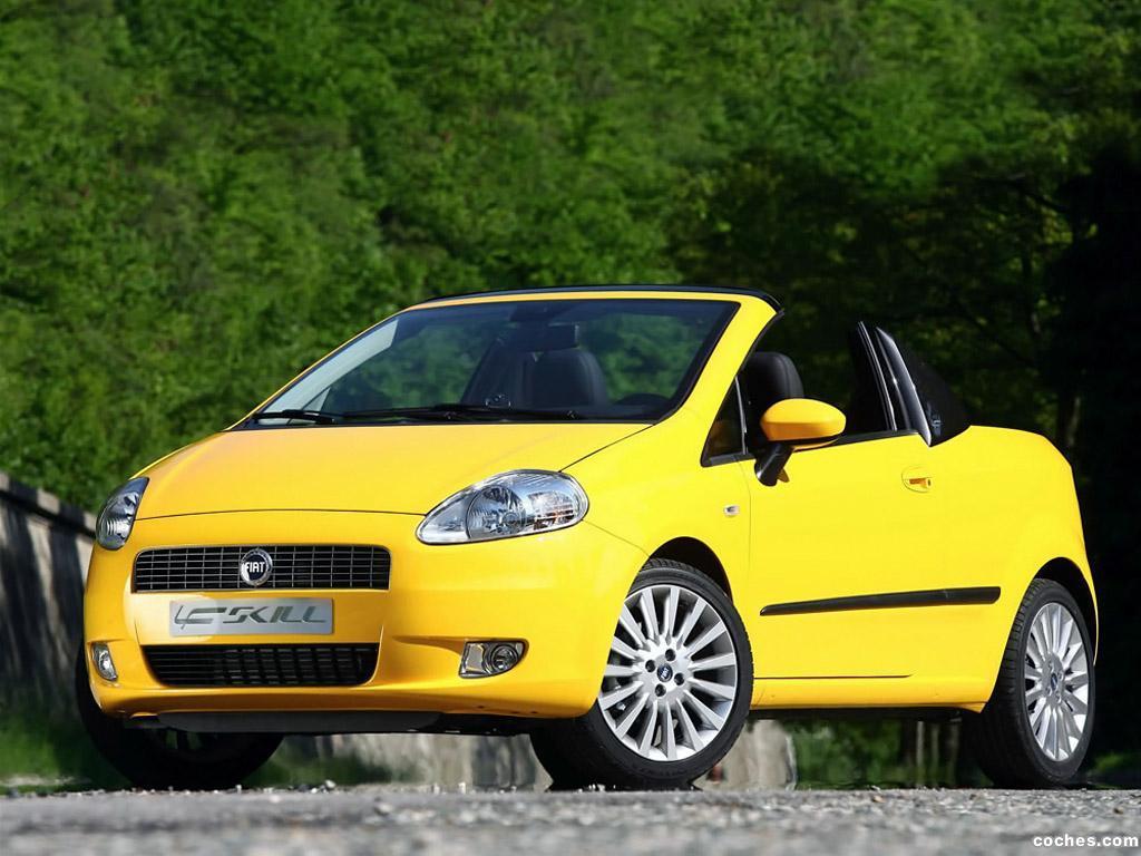 Foto 0 de Fiat Fioravanti Skill Concept 2006