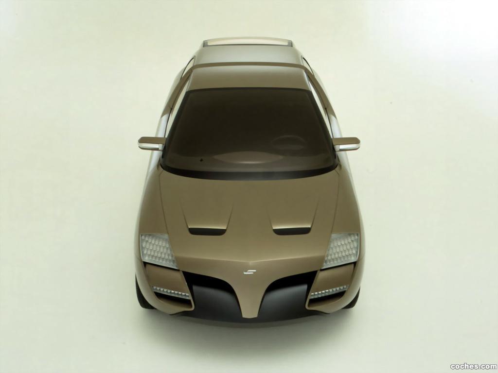 Foto 1 de Fioravanti Yak Concept  2002